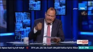 بالورقة والقلم | الديهي رداً على نهاد أبو القمصان: وطن آية حجازي الولايات المتحدة الأمريكية وليس مصر