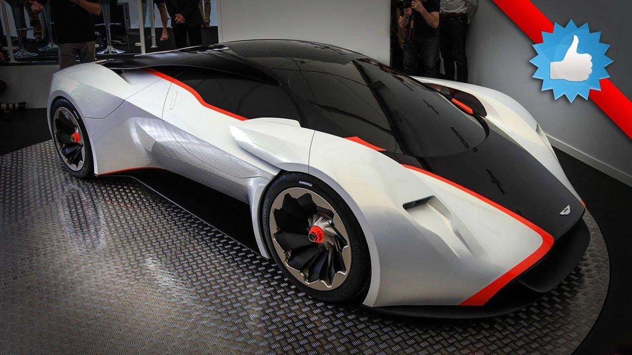 2015 Aston Martin Dp100 Vision Gran Turismo 2014 Goodwood