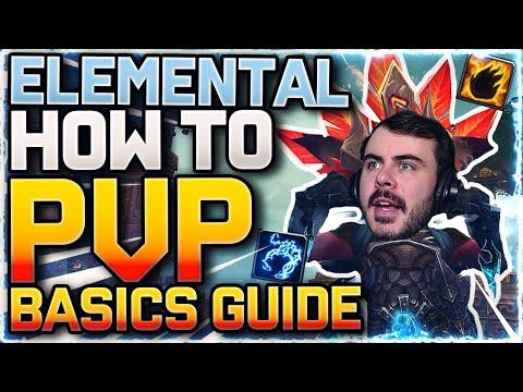 🔥How to: Elemental PvP Basics! Elemental Shaman Shadowlands