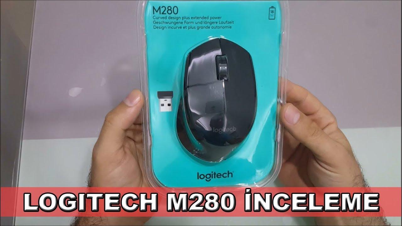 Logitech M280 Mouse Kutu Al Ve Nceleme Youtube Wireles M331 M 331 Silent Plus Replace