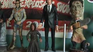 My Horror Movie Figure / Memorabilia / Merchandise Collection