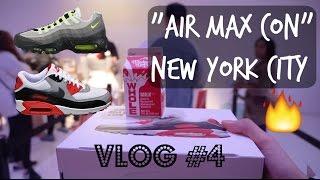 AIR MAX CON NYC   JASON MARKK   KITH VLOG 2016
