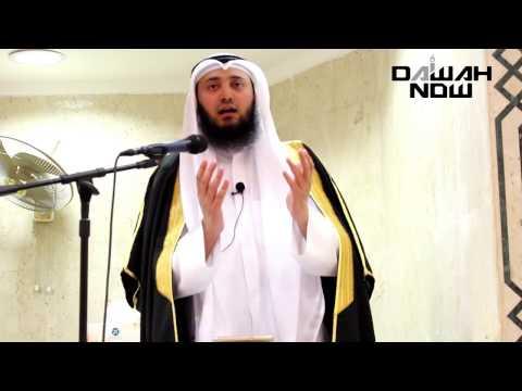 Juma Khutbah (Arabic/English) - Sheikh Muhammad Naqwi