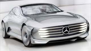 Car Design: Mercedes-Benz 'Concept IAA'