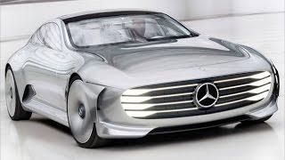 Car Design: Mercedes-Benz 'Concept IAA'