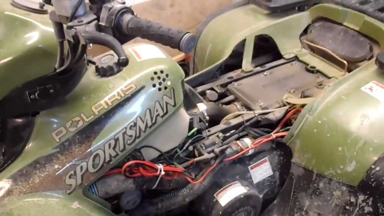 Polaris Sportsman 800 Ho