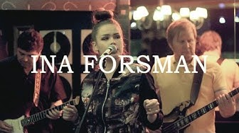 INA FROSMAN - 'Hanging loose' - live at Manala (Helsinki, 2017)