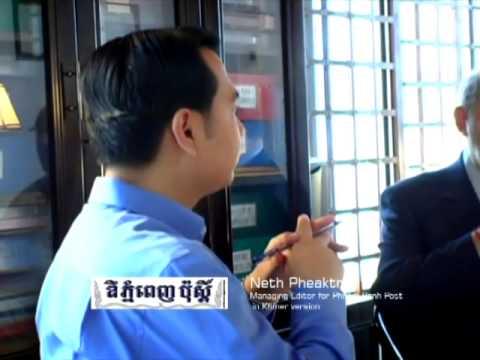 Interview professor Daniel COHEN MD,PhD Chairman  of  MEDIKHMER PHARMACEUTICAL CO , LTD Part 1