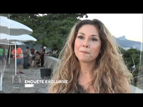 enquete exclusive dans un instant M6 scandale Miss bresil 13 12 2015 bresil la guerre des miss