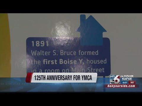 Boise YMCA Celebrates Milestone