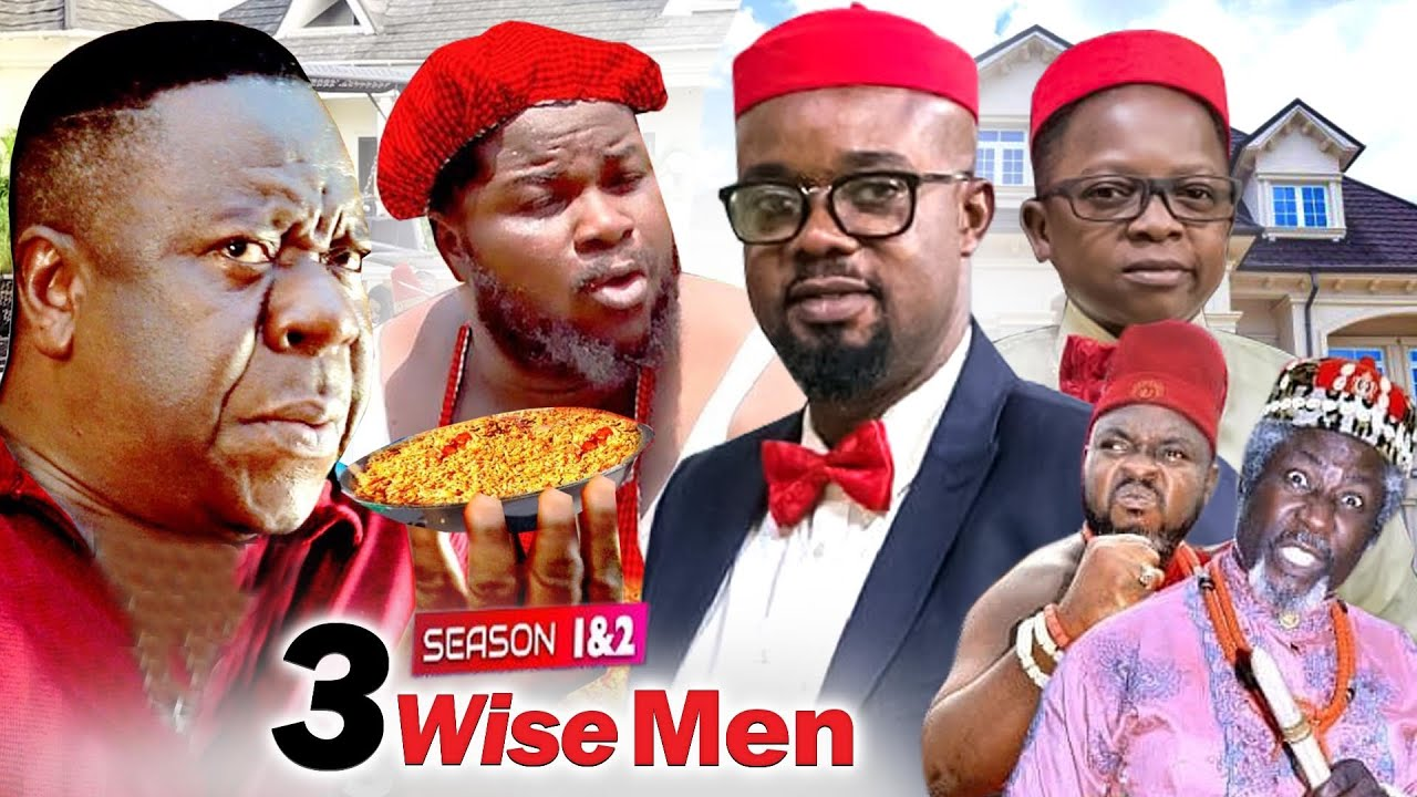 Download 3 WISE MEN Complete 1&2 (MR. IBU, CHARLES INOJIE NEW COMEDY) - 2021 LATEST NIGERIAN MOVIE NOLLYWOOD