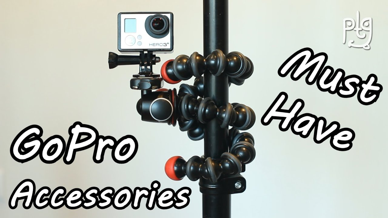 Must Have Gopro Accessories Demonstration Youtube