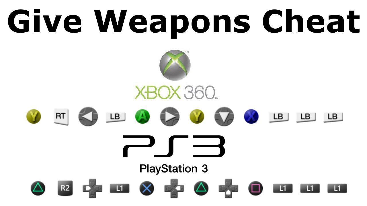 Gta 5 Gun Cheats Codes Xbox One