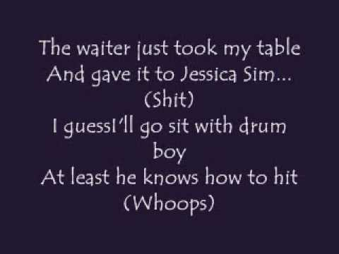 So What - Pink (Lyrics)