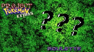 Roblox Project Pokemon Extras - Pokemon Roulette #31