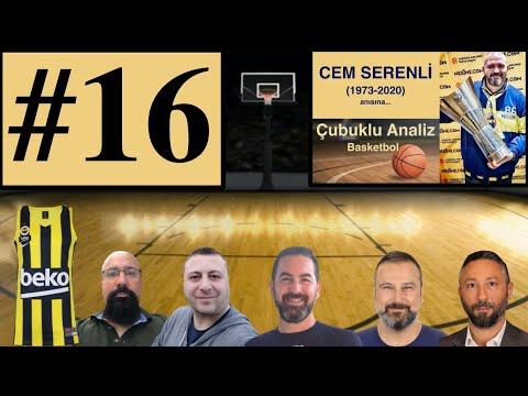 Fenerbahçe Beko vs. FC Barcelona Maç Sonu - Yüksek Post #16