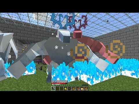 Minecraft LUCKY BLOCK vs WENDIGO