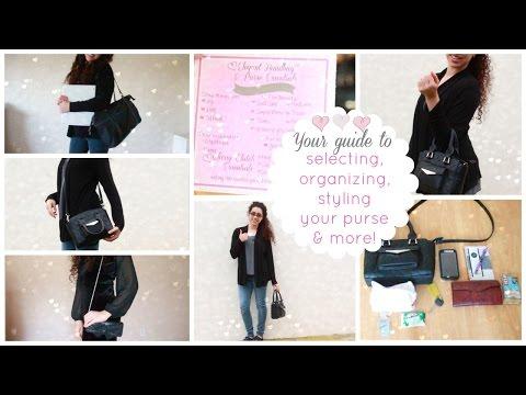 Ladylike Charm: Introduction to Elegant Purses & Handbags