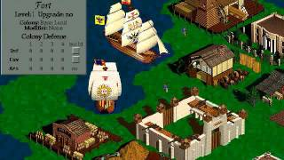 IE 11 PC games preview - Conquest of the new world (1994)