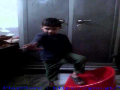Action video of Nouman BUTT by Mozi BUTT