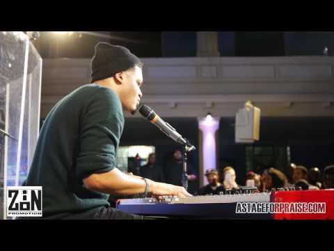 Christon Gray Live In London | How He Loves | Pt. 1