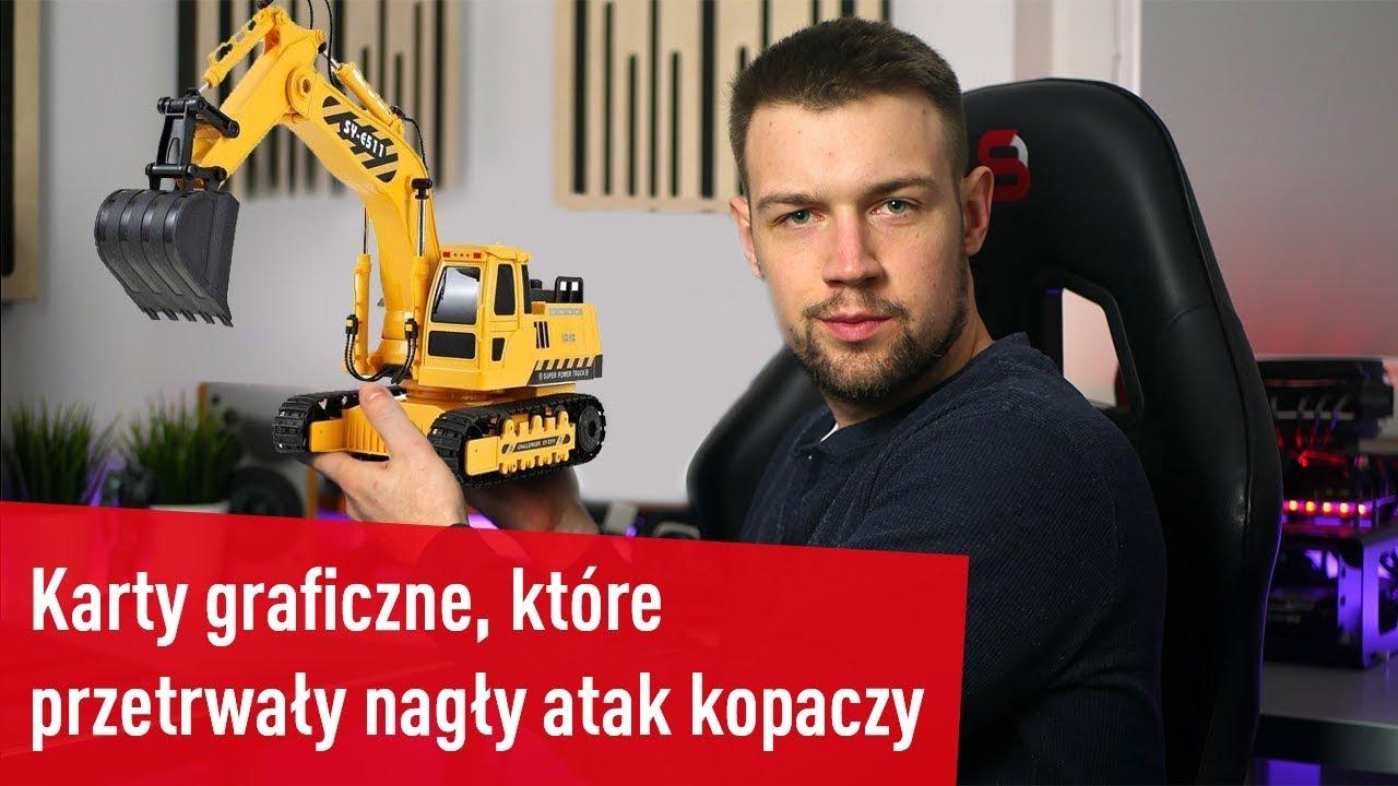 TOP 5 kart graficznych po boomie KOPARKOWYM!