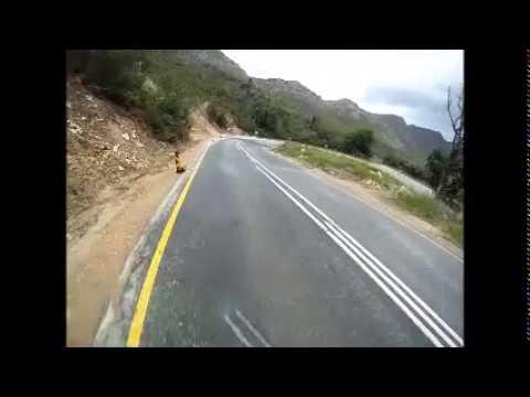 Franschhoek Pass cycling
