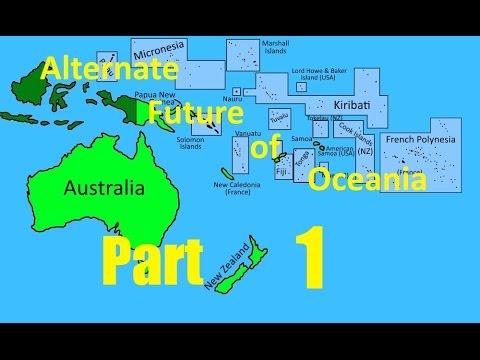 Alternate Future of Oceania - Episode 1 - Battles for Atolls