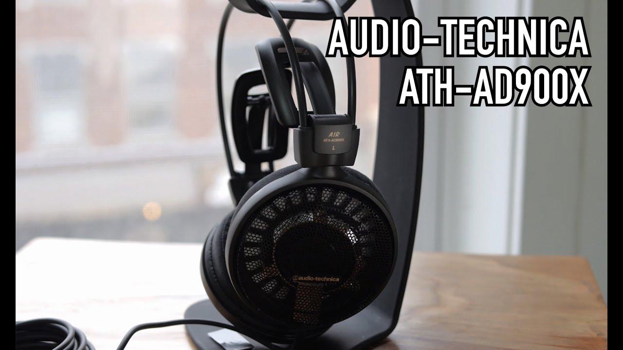 Audio-Technica ATH-AD900X Black