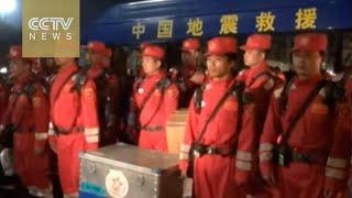 Nepal earthquake: China Int'l Search & Rescue Team headed to Kathmandu