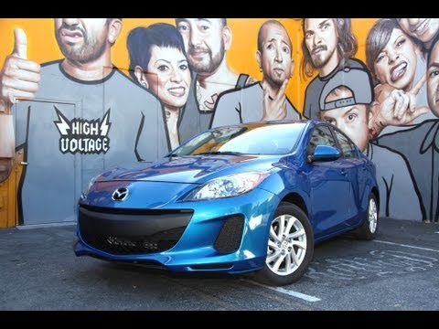 2012 Mazda3 SkyActiv Review - Finally, a Mazda3 that's fun and fuel efficient