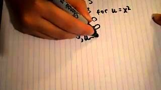 How to: Zero(s) and Multiplicity (u-substitution)-1/1