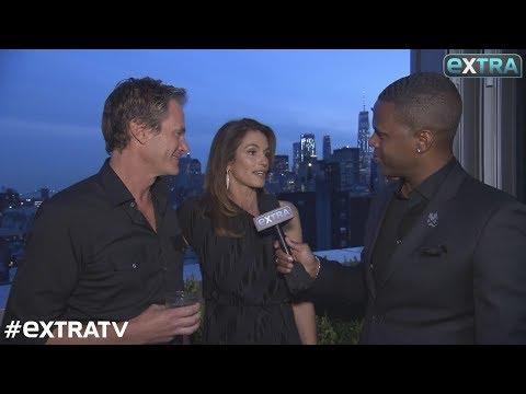 Cindy Crawford & Rande Gerber on Their Kids' Modeling Careers, Plus: George Clooney's Twins