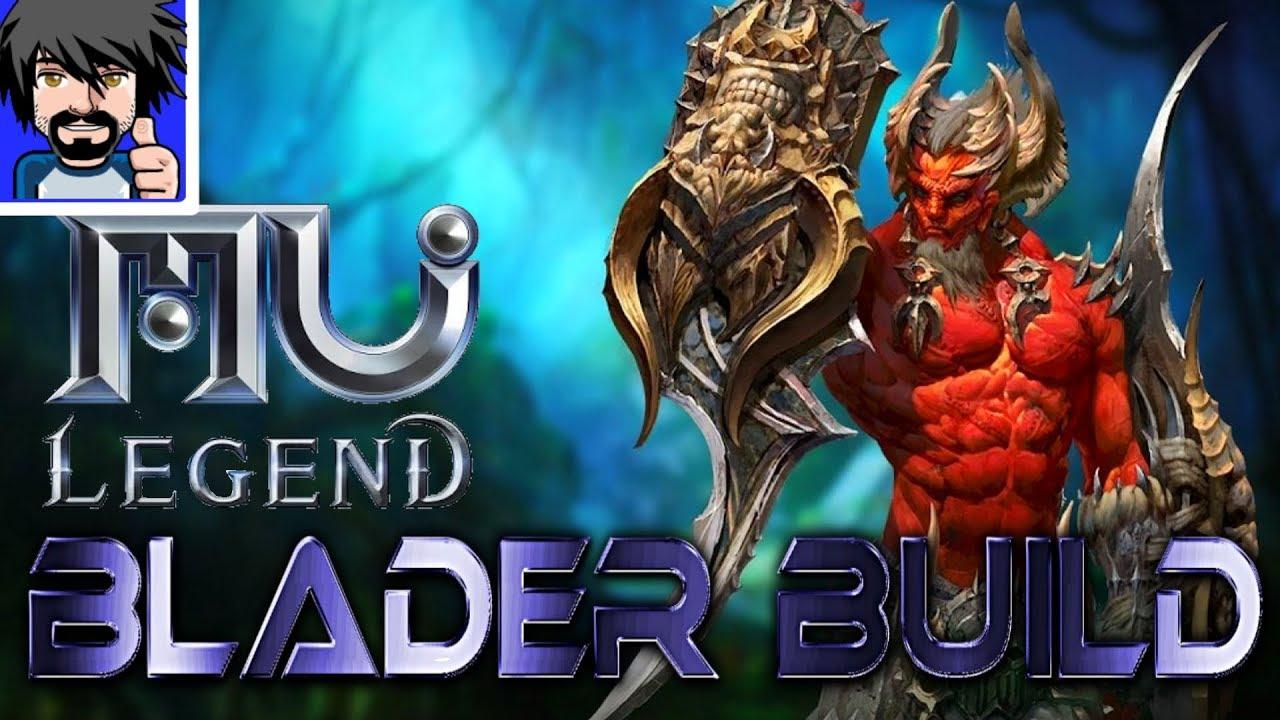 Best Build Mu Legend