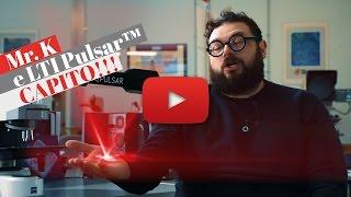 Krino Cutting Tools - Mr. K e LTI Pulsar®