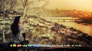 Em Biết - Trịnh Đình Quang Lyric Audio (Sub+Kara)