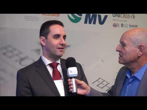 Marcelo Alves Alvarenga - Gerente de Experiência do Paciente do Hospital Sírio-LibanêsSP
