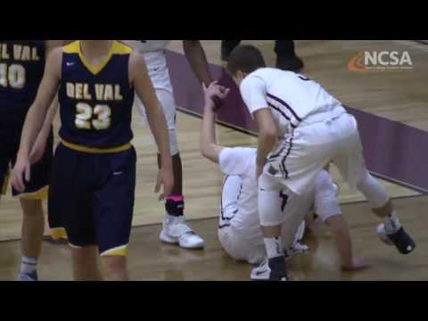 Chris Mann - Full Game Footage