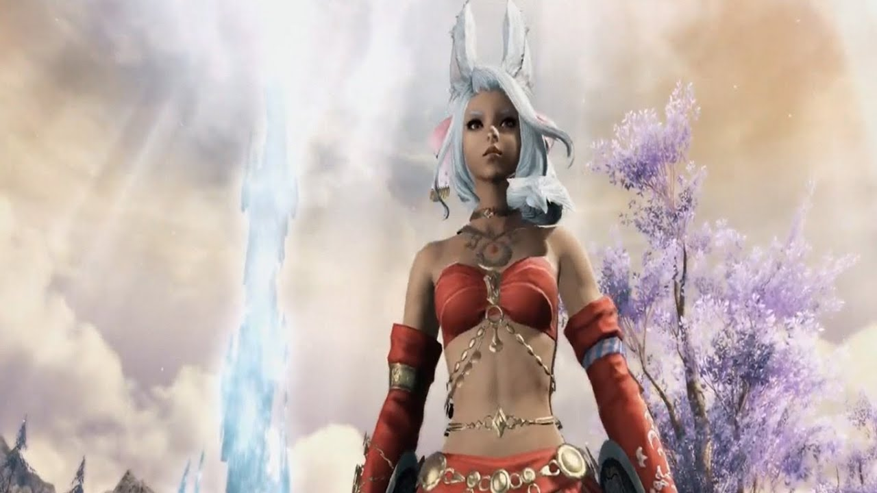 Final Fantasy XIV - New Job Dancer & New Race The Hrothgar - Final Fantasy  XIV: Shadowbringers
