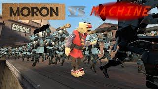 Moron VS Machine [SFM]