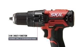 """20V 1/2"""" Hammer Drill"""