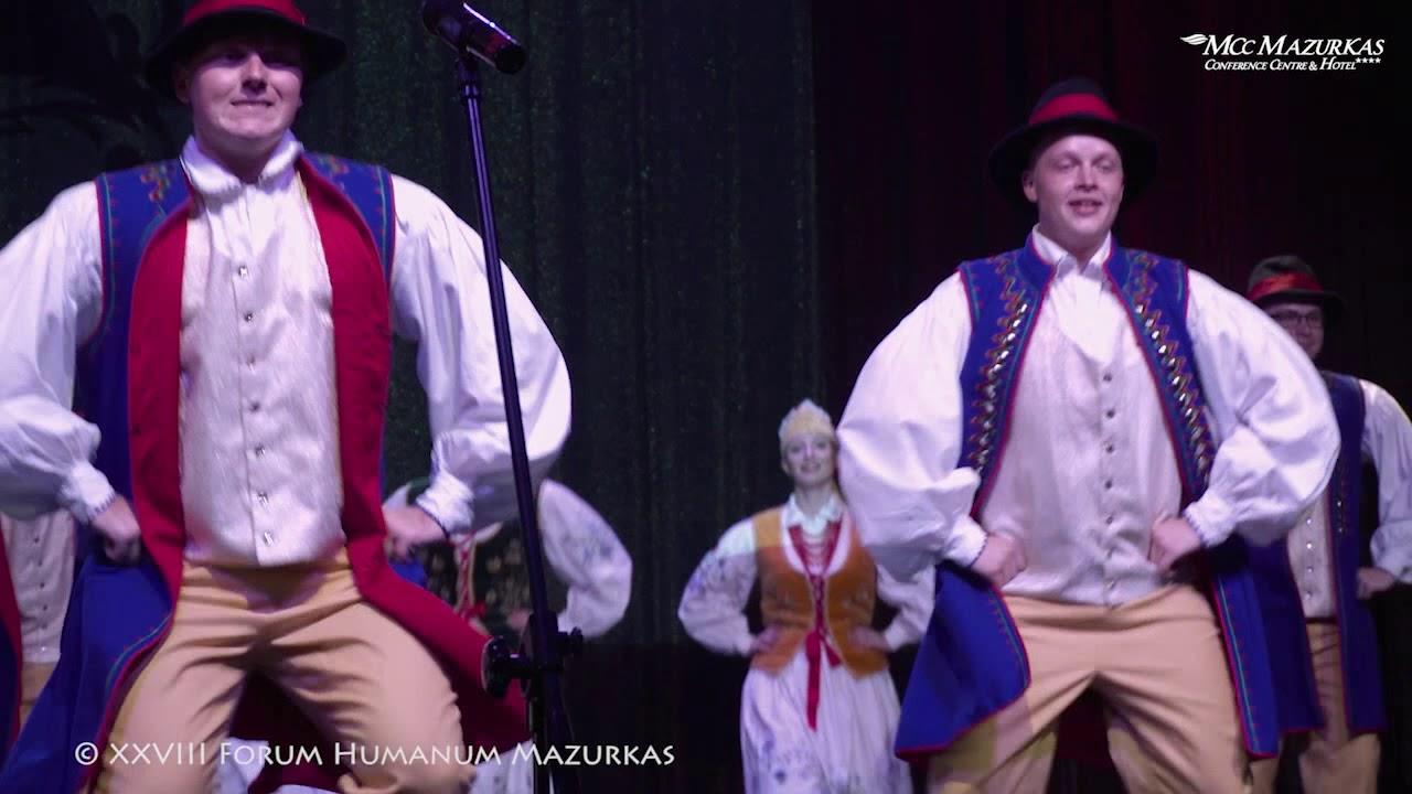 XXVIII FHMazurkas-Tańce kaszubskie-