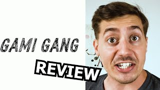 Origami Angel - Gami Gang ALBUM REVIEW