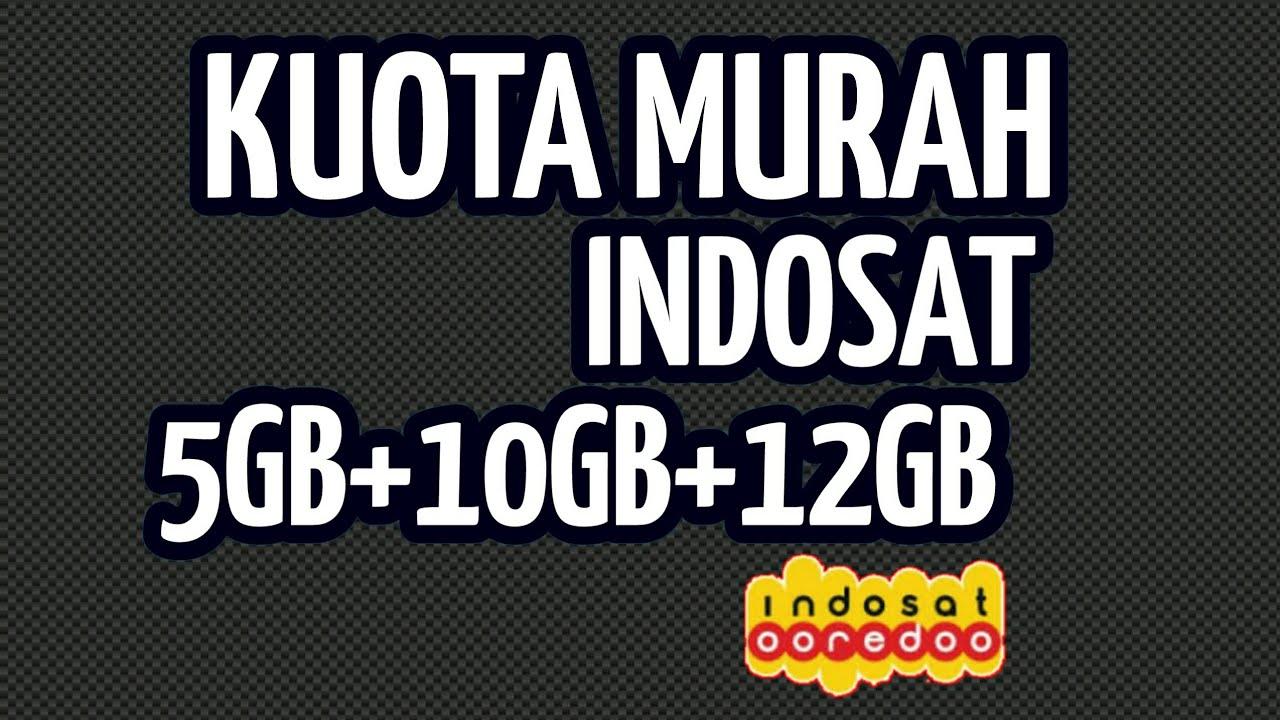 bobol 15gb !! dial paket internet PALING MURAH indosat terbaru 2020