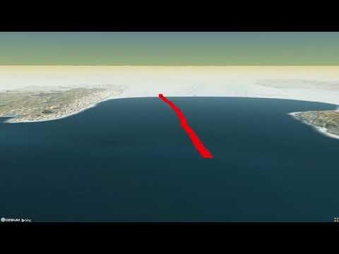 Greenland Jakobshavn Glacier 1994