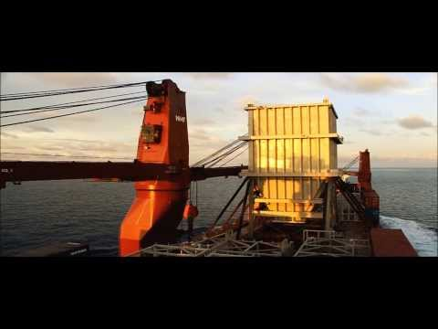 MV BBC SUMMER (Tasmanic Winter) Surge Bin Project