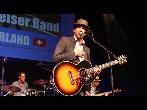 Pascal Geiser Band @ EBC - Horsens, Denemarken - 08/04/17