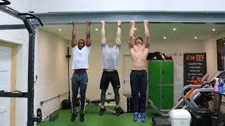 SAS Who Dares Wins -Last Man Hanging
