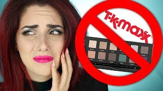NIE WIEDER...🗑🤢 TK MAXX Makeup TEST! Luisacrashion