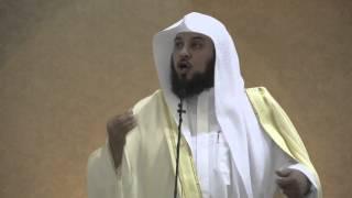 خطبة الجمعة  بعنوان الإبتلاء | د. محمد العريفي